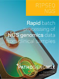 Pathogenomix RipSeq NGS - 5 minute NGS analysis pipeline